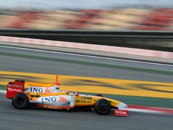 Фернандо Алонсо назвал Brawn GP сильным соперником