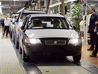 Volvo сократит еще 3300 рабочих мест