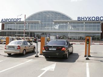 "Цена на парковку рядом с аэропортом ""Внуково"" будет снижена"