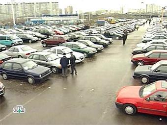 За прошлый год в России прибавилось 2,5 миллиона автомобилей