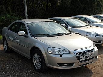 Первые седаны Volga Siber поступили в продажу