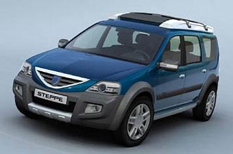 Dacia подтвердила слухи о полноприводном Logan