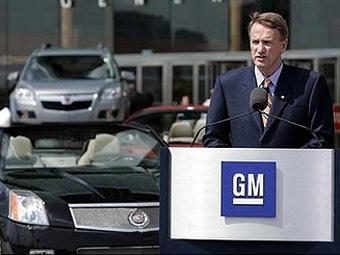 Концерн GM подтвердил слухи о предстоящих увольнениях
