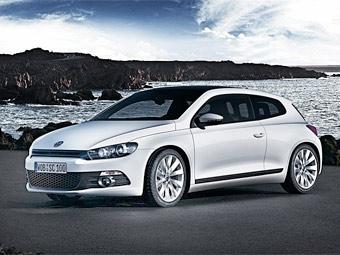 Появились фотографии серийного VW Scirocco