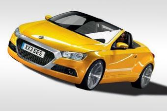 VW хочет выпускать открытую версию Scirocco