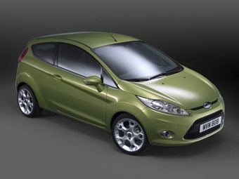 Ford официально представил новую Fiesta