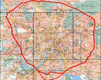 В Москве открыт еще один кусок Третьего кольца
