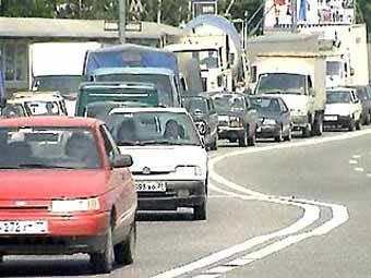Автомобили в Москве стали угонять чаще