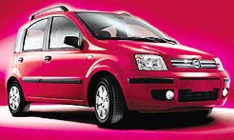 """Европейским """"Автомобилем года"""" стал новый Fiat Panda"""