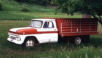 Правительство ввело заградительные пошлины на старые иностранные грузовики