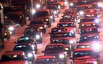 Строительство новых дорог не спасет Москву от пробок