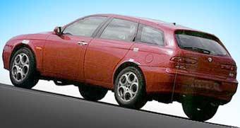 Alfa Romeo готовит внедорожник