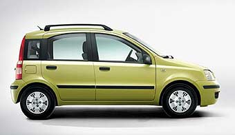 """Компания Renault опасается, что ее автомобили будут путать с """"фиатами"""""""