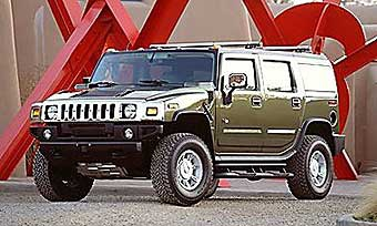 Внедорожники  Hummer, грузовики Chevrolet и двигатели GM будут выпускать в Калининграде