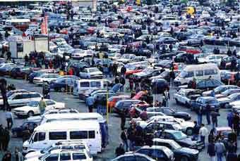 Нерастаможенные автомобили можно будет легализовать одним платежом