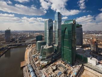 """Транспортную развязку вокруг """"Москва-Сити"""" откроют в декабре 2012 года"""