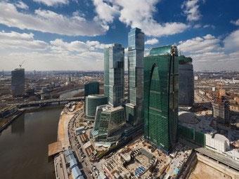 """В районе """"Москва-Сити"""" открыли новую развязку"""