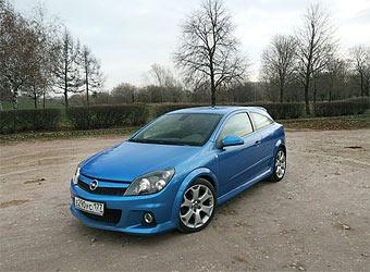 """Компания Opel обновила цены на """"Астру"""" прошлого поколения"""