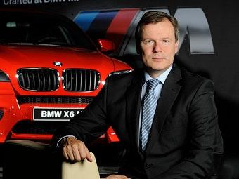 Топ-менеджер спортивного подразделения BMW вернется в MINI