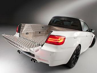 Компания BMW официально представила пикап на базе M3