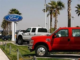 Компания Ford стала лидером продаж в США