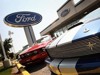 Лидером продаж автомобилей в США стала марка Ford
