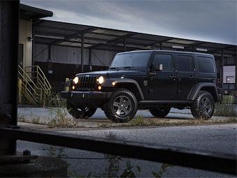 Jeep построил спецверсию Wrangler для фанатов игры Call of Duty