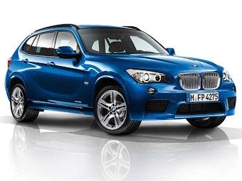 Кроссовер BMW X1 получил М-пакет