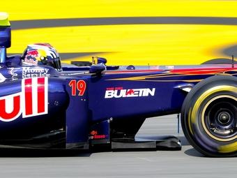"""Хэмилтон назвал новый болид Toro Rosso """"абсурдно быстрым"""""""