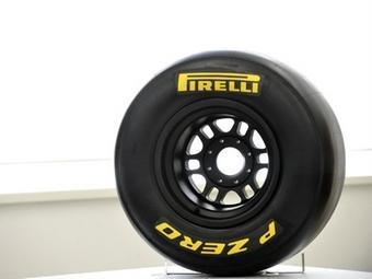 Pirelli вмонтирует микрочипы в покрышки Формулы-1