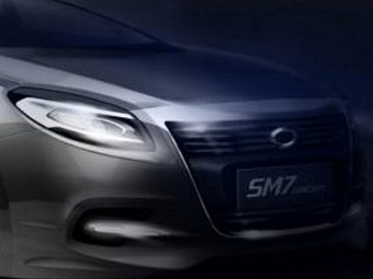 Появилось изображение седана Nissan Teana нового поколения