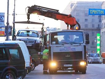 Штрафы за парковку повысят с 1 июля 2012 года