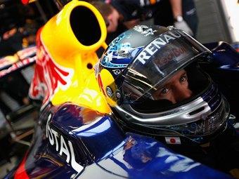Red Bull будет использовать KERS на Гран-при Малайзии
