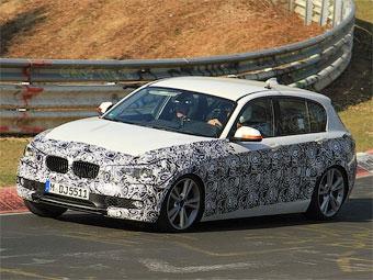 Появились первые подробности о BMW 1-Series нового поколения