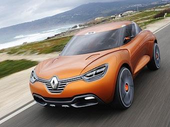 Renault готовит к выпуску три новых кроссовера