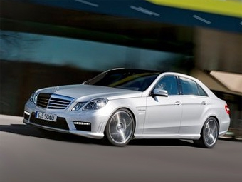 Mercedes-Benz E-Class AMG перешел на турбонаддув