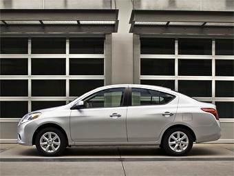 Nissan предложит американцам седан за 10 тысяч долларов