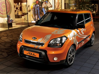 Kia Soul заподозрили в неисправности рулевого управления