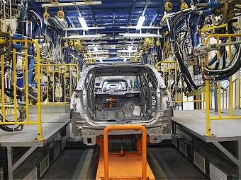 За год Россия вложила в автопром 1,5 миллиарда долларов