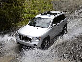 Объявлены российские цены на новый Jeep Grand Cherokee