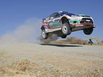 Ралли Абу-Даби дебютирует в WRC в 2012 году