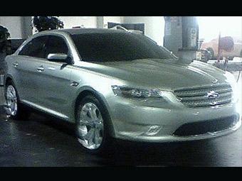Ford наделит модель Taurus внешностью Mondeo
