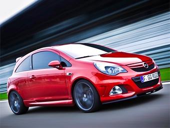 Самую мощную версию Opel Corsa OPC назвали в честь Нюрбургринга