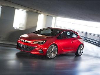 """Lotus поможет """"Опелю"""" настроить подвеску для нового хэтчбека Astra OPC"""