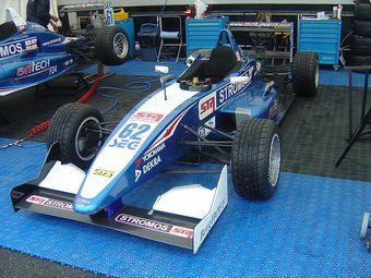 Алешин выступит в немецкой Формуле-3 в зачете устаревших автомобилей