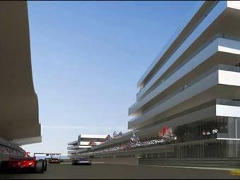 Команды Формулы-1 помогли разработать трассу для Гран-при Индии