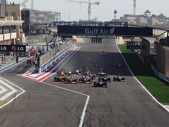 Жители Бахрейна выступили против гонки Формулы-1