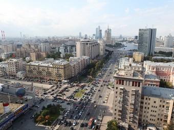 В центре Москвы появится 3500 новых парковочных мест