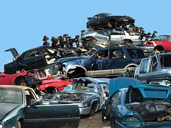 В России стартовал заключительный этап программы автоутилизации