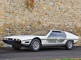 Шесть концептов Bertone продадут на аукционе за 5 миллионов евро